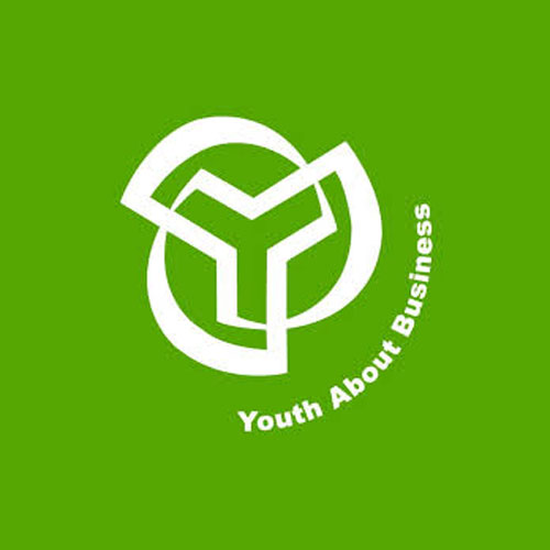 Youth About Business Logo