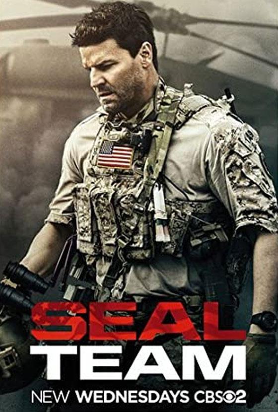 CBS Seal Team Poster