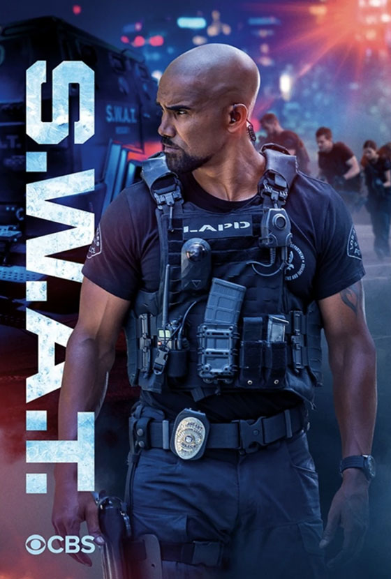 CBS S.W.A.T. Poster