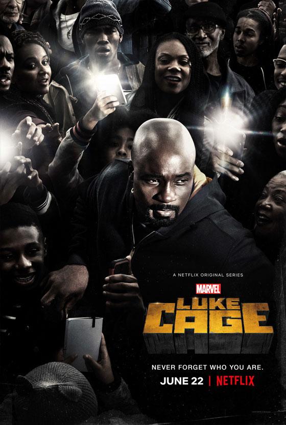 Netflix' Luke Cage Poster