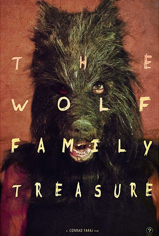 The Wolf Family Treasure Poster