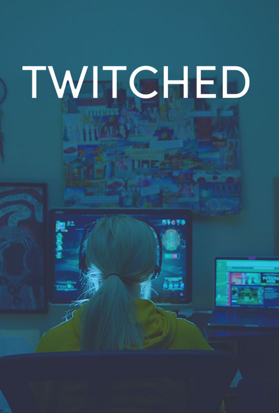 Twitched Poster
