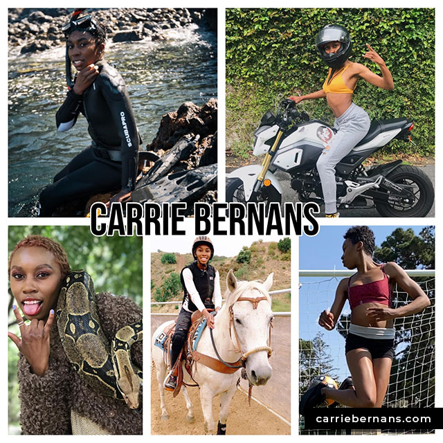 Carrie Bernans Photo Collage